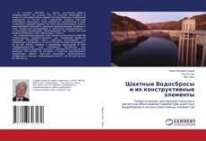 Шахтные Водосбросы и их конструктивные элементы kitap kapağı