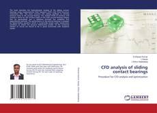 CFD analysis of sliding contact bearings kitap kapağı