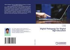 Couverture de Digital Pedagogy for Digital Age Education