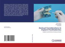 Couverture de Occlusal Considerations in Implant Prosthodontics