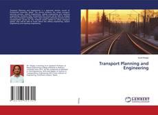 Обложка Transport Planning and Engineering