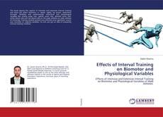 Borítókép a  Effects of Interval Training on Biomotor and Physiological Variables - hoz