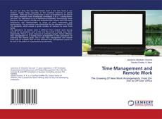 Bookcover of Time Management and Remote Work