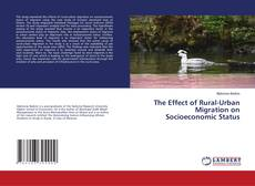 Buchcover von The Effect of Rural-Urban Migration on Socioeconomic Status
