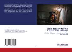 Обложка Social Security for the Construction Workers