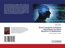 Bookcover of Brain Computer Interface Techniques for Brain Rhythms in Meditation