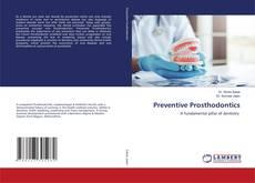 Bookcover of Preventive Prosthodontics