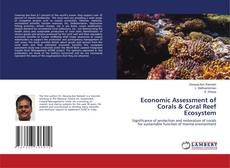 Bookcover of Economic Assessment of Corals & Coral Reef Ecosystem