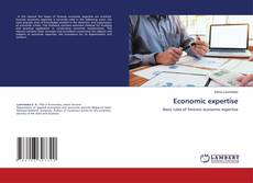 Bookcover of Economic expertise