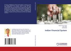 Bookcover of Indian Financial System