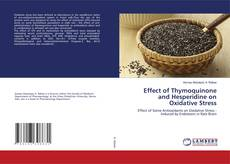 Bookcover of Effect of Thymoquinone and Hesperidine on Oxidative Stress