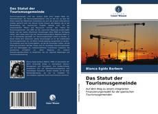 Portada del libro de Das Statut der Tourismusgemeinde