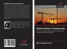 Portada del libro de Statut Gminy Turystycznej