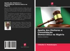 Portada del libro de Apatia dos Eleitores e Consolidação Democrática na Nigéria
