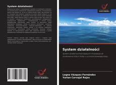 Bookcover of System działalności