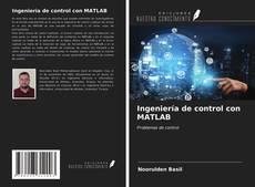 Capa do livro de Ingeniería de control con MATLAB