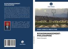 Buchcover von RISIKOMANAGEMENT-PHILOSOPHIE