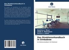 Portada del libro de Das Direktorenhandbuch in Simbabwe