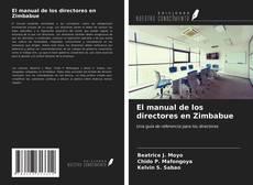Buchcover von El manual de los directores en Zimbabue
