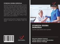 STARSZA OSOBA DOROSŁA kitap kapağı