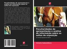 Peculiaridades de apresentação e análise de informação sobre os saltos de exposição kitap kapağı