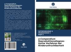 Copertina di e-Compendium Reproduktionsdiagnos- tische Verfahren bei Rinderunfruchtbarkeit