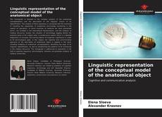 Bookcover of Linguistic representation of the conceptual model of the anatomical object