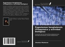 Bookcover of Pogostemon benghalensis (Fitoquímica y actividad biológica)