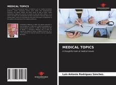 Couverture de MEDICAL TOPICS