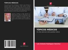 Capa do livro de TÓPICOS MÉDICOS