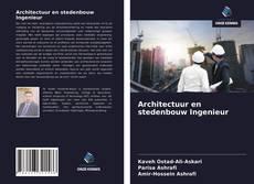 Bookcover of Architectuur en stedenbouw Ingenieur