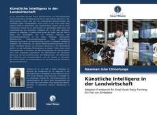 Capa do livro de Künstliche Intelligenz in der Landwirtschaft