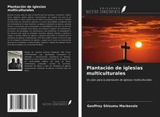 Plantación de iglesias multiculturales kitap kapağı