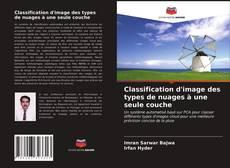 Copertina di Classification d'image des types de nuages à une seule couche
