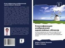 Buchcover von Классификация изображений однослойных облаков