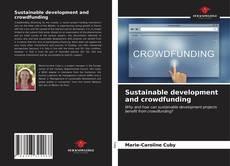 Sustainable development and crowdfunding kitap kapağı