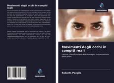 Copertina di Movimenti degli occhi in compiti reali