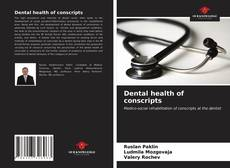 Bookcover of Dental health of conscripts