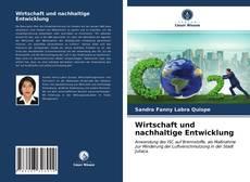 Capa do livro de Wirtschaft und nachhaltige Entwicklung