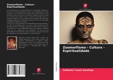 Capa do livro de Zoomorfismo - Cultura - Espiritualidade