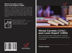 Portada del libro de Michel Corrette (1741) - Jean Louis Duport (1806)