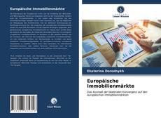 Bookcover of Europäische Immobilienmärkte