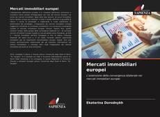 Bookcover of Mercati immobiliari europei