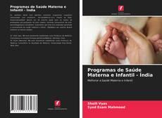 Portada del libro de Programas de Saúde Materna e Infantil - Índia