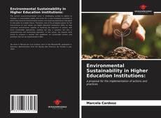 Borítókép a  Environmental Sustainability in Higher Education Institutions: - hoz