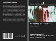 Buchcover von Cementos biocerámicos