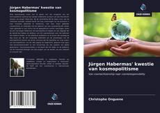 Portada del libro de Jürgen Habermas' kwestie van kosmopolitisme