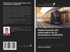 Portada del libro de Modernización del salpicadero de la locomotora (LUMITEX)