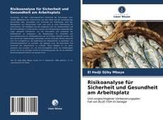 Bookcover of Risikoanalyse für Sicherheit und Gesundheit am Arbeitsplatz