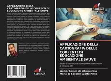 Buchcover von APPLICAZIONE DELLA CARTOGRAFIA DELLE CORRENTI DI EDUCAZIONE AMBIENTALE SAUVE